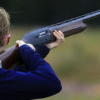 Female Shooter – Home Page Picture
